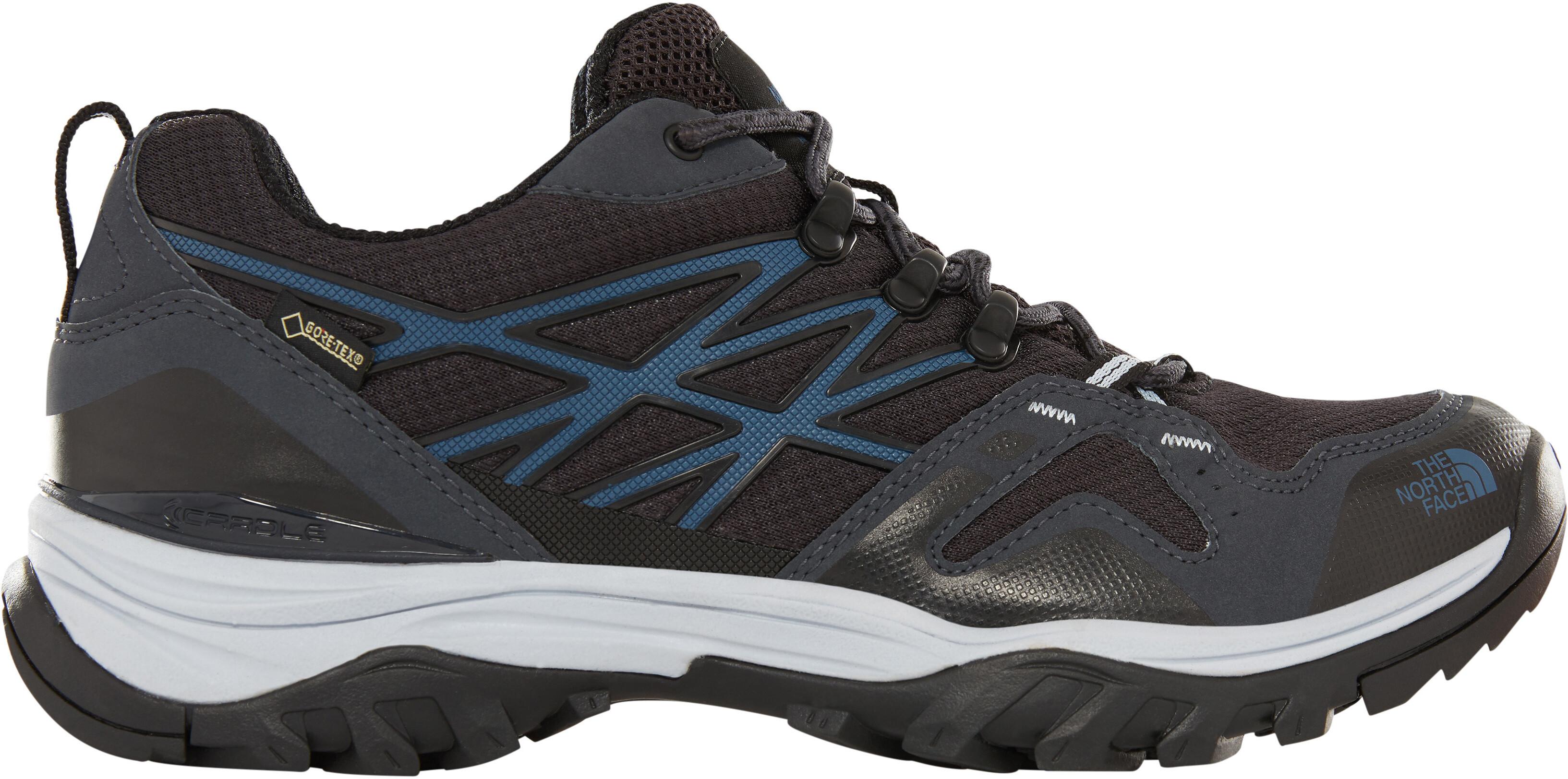 The North Face Hedgehog Fastpack GTX Shoes Men blue black at ... cede4f224b7